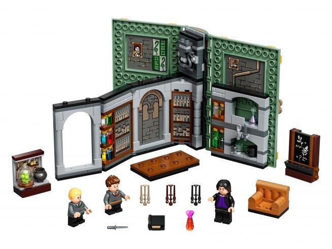 LEGO HARRY POTTER 76383 - LEZIONE DI POZIONI A HOGWARTS