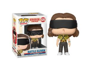 Pop Figura Stranger Things 3 Battle Eleven Funko