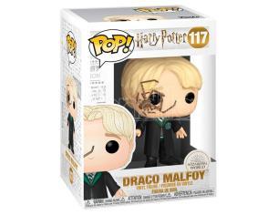 Harry Potter Funko POP Film Vinile Figura Draco Malfoy Con Ragno 9 cm