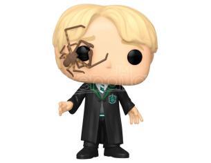 Harry Potter Funko POP Film Vinile Figura Malfoy Con Ragno 9 cm