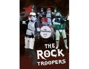 Original Stormtrooper The Rock Troopers puzzle 1000pcs Sd Toys