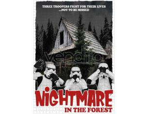 Original Stormtrooper Nightmare in the Forest puzzle 1000pcs Sd Toys