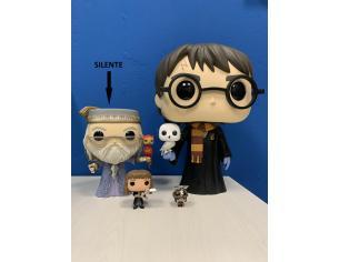 Harry Potter Funko POP Film Vinile Figura Albus Silente con Fenice 25 cm