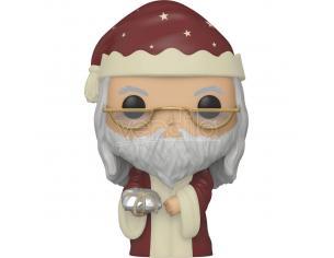 Harry Potter Funko Pop Vinile Figura Albus Silente Vacanze di Natale 9 cm