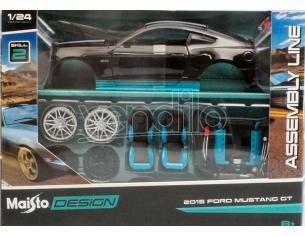 Maisto MI39305 FORD MUSTANG GT 2015 KIT 1:24 Modellino