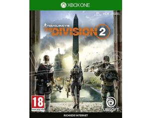 TOM CLANCY'S THE DIVISION 2 AZIONE - XBOX ONE