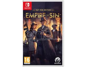 EMPIRE OF SIN DAY ONE EDITION STRATEGICO - NINTENDO SWITCH