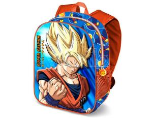 Dragon Ball Super Saiyan 3d Zaino 31cm Karactermania
