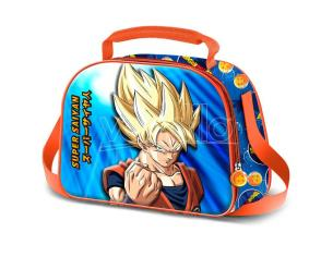 Dragon Ball Super Saiyan 3d Borsa Per Il Pranzo Karactermania