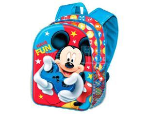 Disney Mickey 3d Zaino 31cm Karactermania