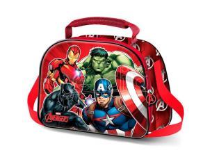 Marvel Avengers 3d Borsa Per Il Pranzo Karactermania
