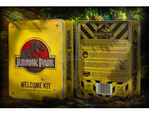 Jurassic Park Welcome Kit Standard Regalo Set Doctor Collector