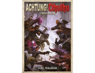 ACHTUNG CTHULHU! RULEBOOK GIOCO DA TAVOLO MODIPHIUS