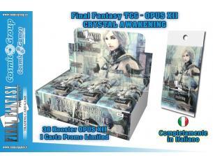 FFTCG OPUS XII BOOSTERS BOX ITALIAN (36) GIOCO DA TAVOLO SQUARE ENIX