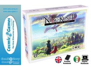 Ni No Kuni Ii - The Gioco Da Tavolo Gioco Da Tavolo Steamforged Games