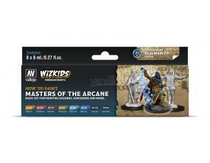 Wizbambino Ps Masters Of The Arcane Colori Vallejo