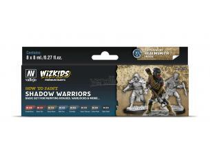 Wizbambino Ps Shadow Warriors Colori Vallejo