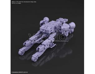 30MM EX ARM VEHICLE SPACE CRAFT PURPLE MODEL KIT BANDAI MODEL KIT