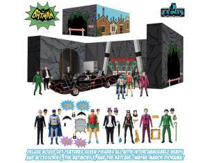 5 Points Batman Deluxe Boxed Set Action Figura Mezco Toys