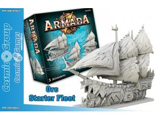 ARMADA ORC STARTER FLEET GIOCO DA TAVOLO MANTIC