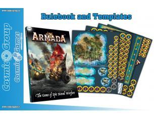 Armada Rulebook E Templates Gioco Da Tavolo Mantic