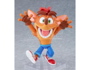 CRASH BAND 4 CRASH BANDICOOT NENDOROID MINI FIGURA GOODSMILE