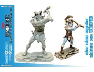 D&d Icewind Dale Frost Gigante Ravager Miniature E Modellismo Gf9-battlefront