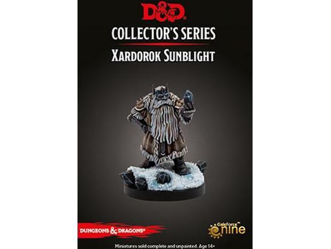 D&D ICEWIND DALE XARDOROK SUNBLIGHT (1FG Miniature e Modellismo GF9-BATTLEFRONT