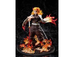 Demon Slayer Kyojuro Rengoku 1/8 Figura Statua Aniplex