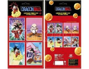 Dragon Ball 4 Lenticular Magneti Set Magneti Sd Toys
