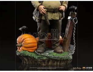Hp Hagrid Dlx Art Scale 1/10 Statua Statua Iron Studio