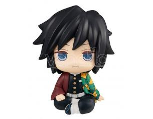 LOOKUP DEMON SLAYER TOMIOKA GIYUU MINI FIGURA MEGAHOUSE