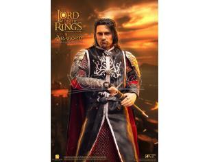 Lotr King Aragorn 2.0 Regular 1/8 Figura Action Figura Star Ace