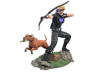 Marvel Gallery Comic Hawkeye Pvc Statua Statua Diamond Select