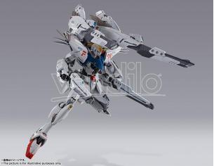 Metal Build Gundam F91 Chronicle White Action Figura Bandai
