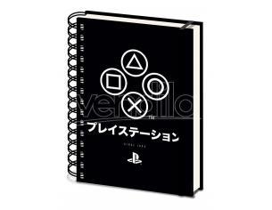 Playstation Onyx Agenda Taccuino Pyramid International