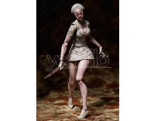 Silent Hill 2 Bubble Head Nurse Figma Af Action Figura Freeing