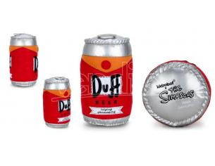 The Simpsons Duff Beer Can Peluche Peluches Kidrobot