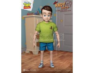 Toy Story Andy Davis Dah Action Figura Beast Kingdom