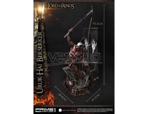 Lotr Uruk-hai Berserker Statua Statua Prime 1 Studio