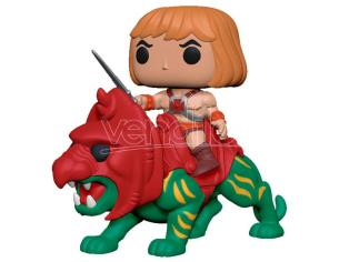 Pop Figura Masters Of The Universe He-man On Battle Cat Funko
