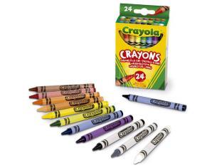 Crayola Set 24 Crayons Crayola