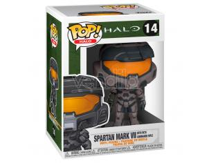 Pop Figura Halo Infinite Mark Vii Con Commando Rifle Funko