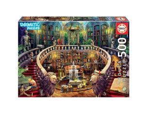 Antique Library puzzle 500pcs Educa Borras