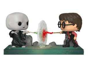 Harry Potter Funko POP Film Vinile Figura Harry contro Voldemort 9 cm