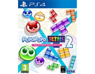 PUYO TETRIS 2 - LAUNCH EDITION PARTY GAME PLAYSTATION 4