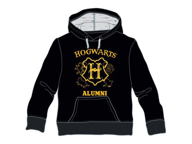 Harry Potter Felpa Con Cappuccio Alunni Hogwarts Adulto Warner Bros.