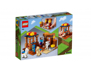 LEGO MINECRAFT 21167 - IL TRADING POST