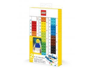 Lego Righello Fai da Te Colorato Mattoncini Lego JoyToy