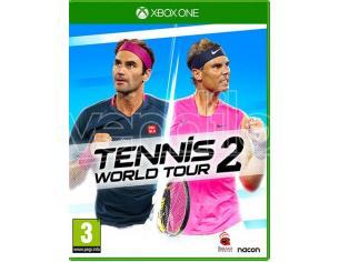 TENNIS WORLD TOUR 2 SPORTIVO - XBOX ONE